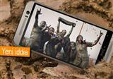 Baz� HTC One M9'da Gorilla Glass 4 yok!