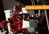 Robotlar 2 milyon dolar i�in yar��t�