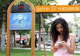Kayseri'de �cretsiz internet d�nemi