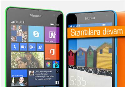 Microsoft'tan Snapdragon 810'lu telefon geliyor!