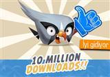 Angry Birds 2, 3 g�nde 10 milyonu g�rd�