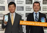 Samsung Galaxy Note5 ve Galaxy S6 edge + sat��ta