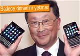 BlackBerry'nin sat��lar� neden d���k?