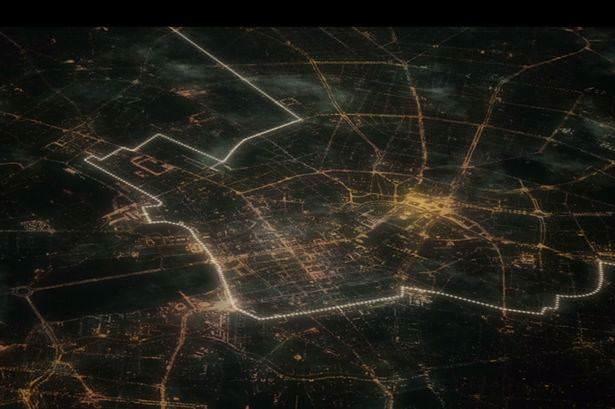 Berlin yeniden ikiye b�l�n�yor