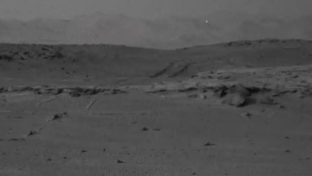 Curiosity'nin �imdiye kadar Mars'tan �ekti�i t�m foto�raflar