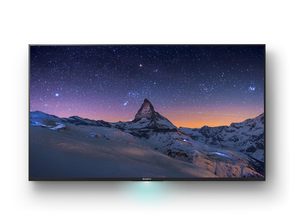 Sony'nin yeni BRAVIA 4K LCD TV modelleri