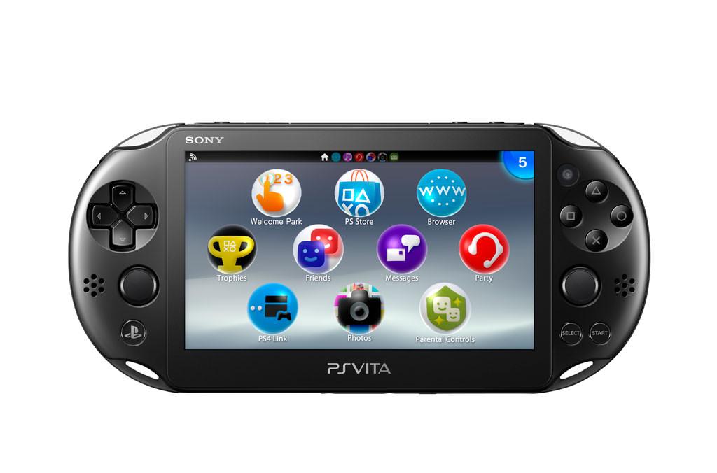 Yeni PS Vita duyuruldu