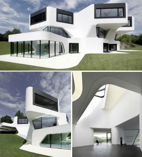 12 adet ultra modern ev