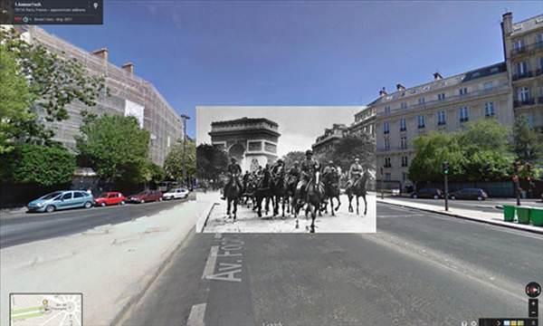 2. D�nya Sava�� ile Street View birle�irse