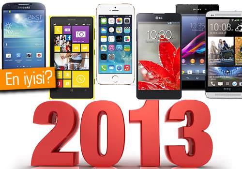 2013'�n en iyi ak�ll� telefonu hangisi?