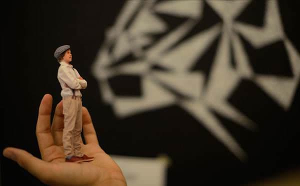 3D yaz�c�lar sayesinde mini halinizi olu�turabilirsiniz