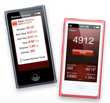 7. nesil iPod Nano