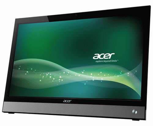 Acer'dan Android tabanl� ilk ak�ll� monit�r: Yeni Acer DA220HQL