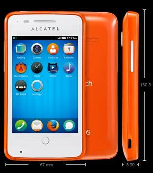 Alcatel'den Firefox i�letim sistemli One Touch Fire