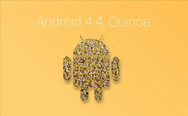 Android 4.4 i�in alternatif isim �nerileri