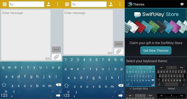 Android i�in en iyi 5 klavye uygulamas�