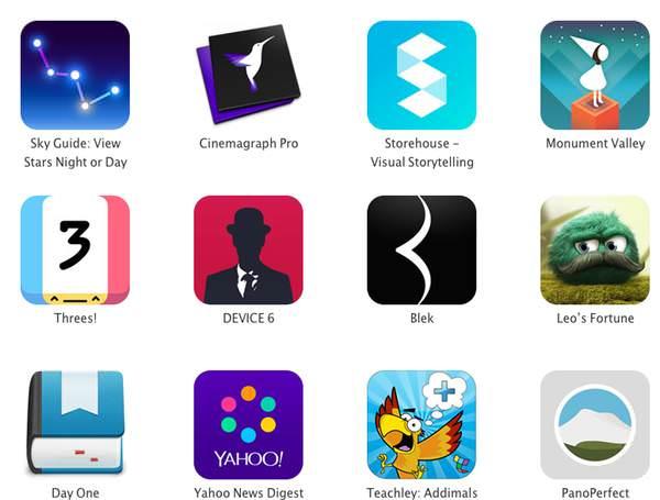 Apple, 2014 Tasar�m �d�lleri'nin kazananlar�n� duyurdu