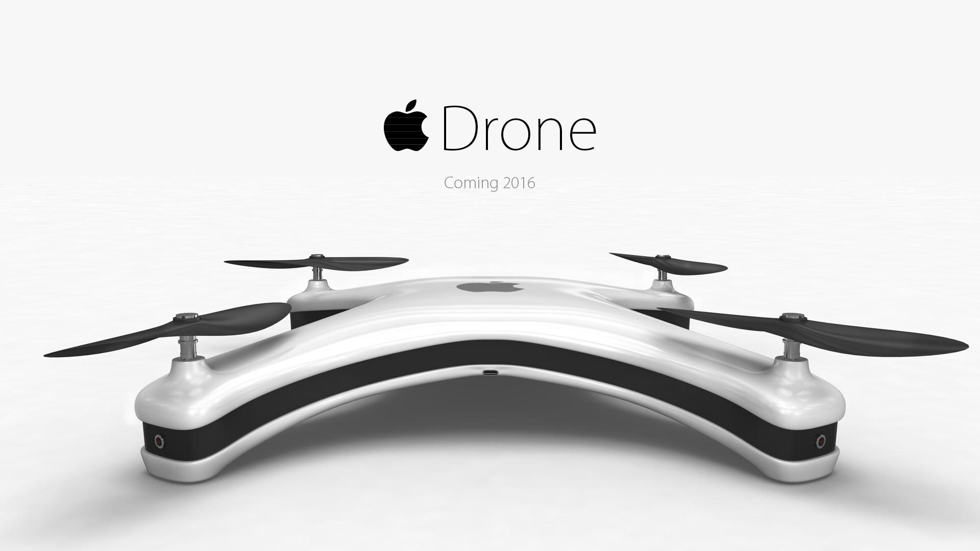 Apple, drone �retseydi nas�l g�z�k�rd�?