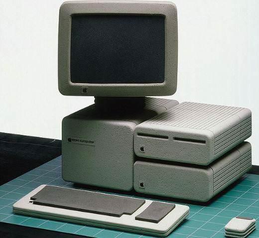 Apple'�n ilk tasar�mlar� nas�ld�?