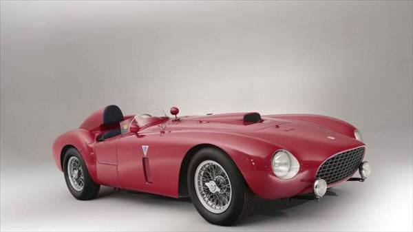 Bu eski araba 18 milyon dolara al�c� buldu