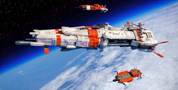 Bu uzay gemisinde �al��mak ve ya�amak isteyen var m�?