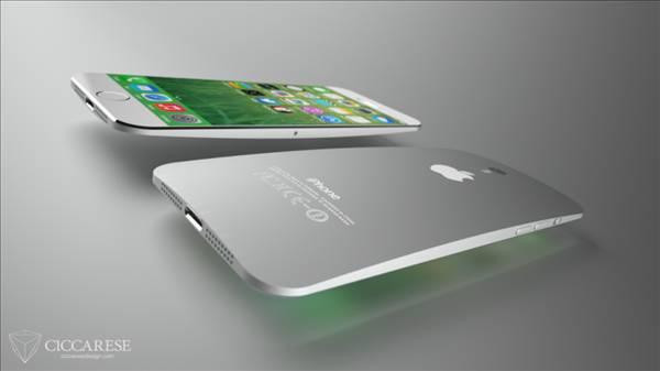 B�y�k ekranl� iPhone 6�n�n yeni konsept foto�raflar�