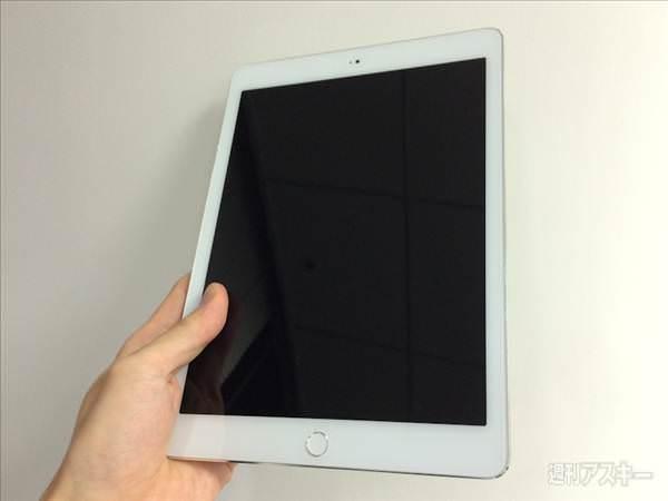 B�y�k iPad Air 2 s�z�nt�s�: �nce tasar�m, Touch ID ve fazlas�