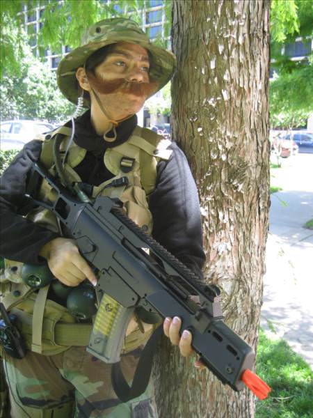 Call of Duty Cosplay'leri. CoD karakterleri ger�ek olsayd�...