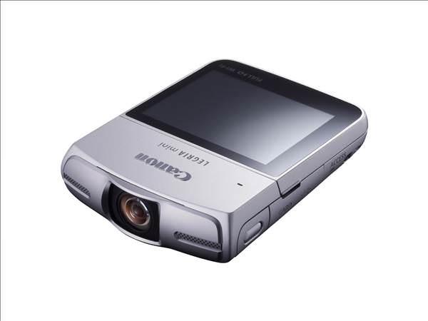 Canon'dan Wi-Fi'li mini dijital kamera: Legria mini