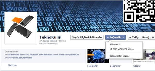 Facebook'ta bunlar� biliyor musunuz?