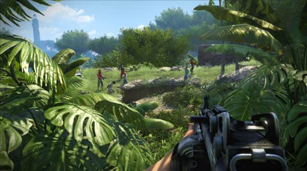 Far Cry 3 - Tropikal Cehennem