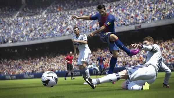 FIFA 14 ekran g�r�nt�leri