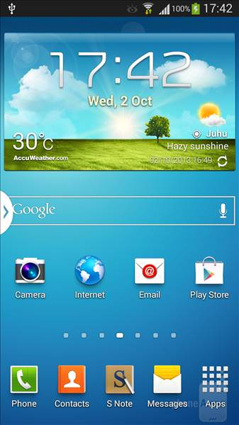 Galaxy Note II i�in Android 4.3 g�ncellemesi