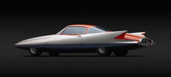 Ge�mi�le gelece�i birle�tiren 13 konsept otomobil