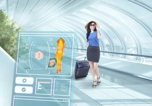 Gelecekte seyahat teknolojiyle �ekillenecek