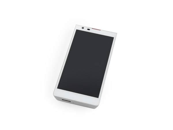 Google'�n 3D model ak�ll� telefonunu par�alar�na ay�rd�lar