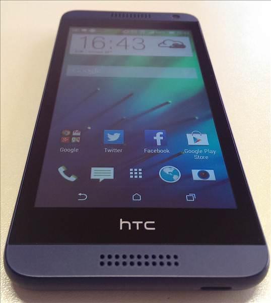 HTC Desire 610'un foto�raflar�