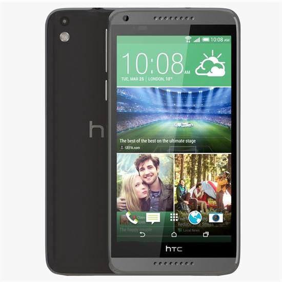 HTC Desire 816'n�n batarya test sonu�lar�