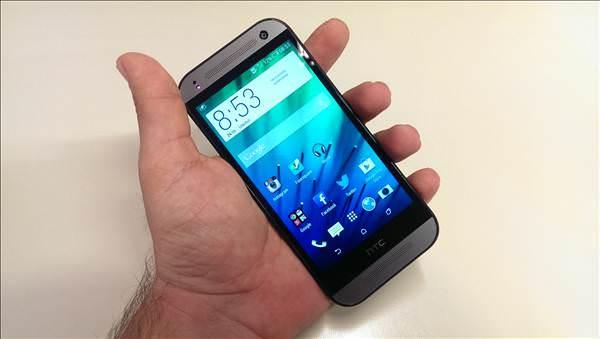 HTC One mini 2'nin foto�raflar�