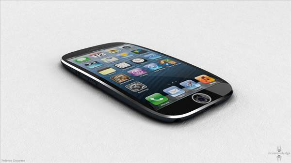 iPhone 5S b�yle mi olacak?