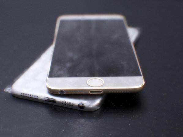 iPhone 6 ilk kez g�r�nt�lenmi� olabilir. Foto�raflar burada!