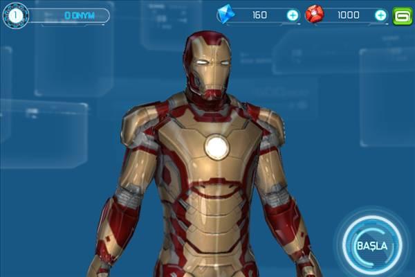Iron Man 3 (iOS)