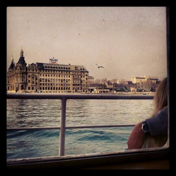 �stanbul'daki ilk Instagram foto�raflar� sergisi