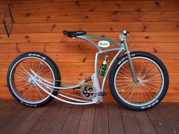 ��te d�nyan�n en s�rad��� bisikletleri