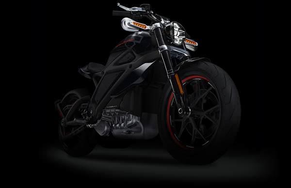 ��te Harley-Davidson'�n elektrikli motoru: Project LiveWire
