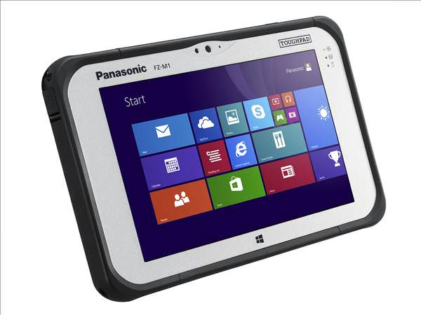 ��te Panasonic Toughpad FZ-M1