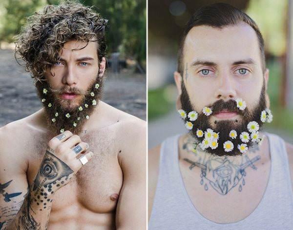 ��te yeni ak�m: �i�ek sakallar
