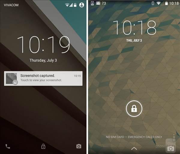 Kar��la�t�rma: Android L vs. Android KitKat