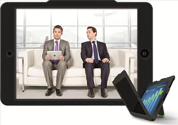 Leitz'den iPad'e �zel gizlilik k�l�f�