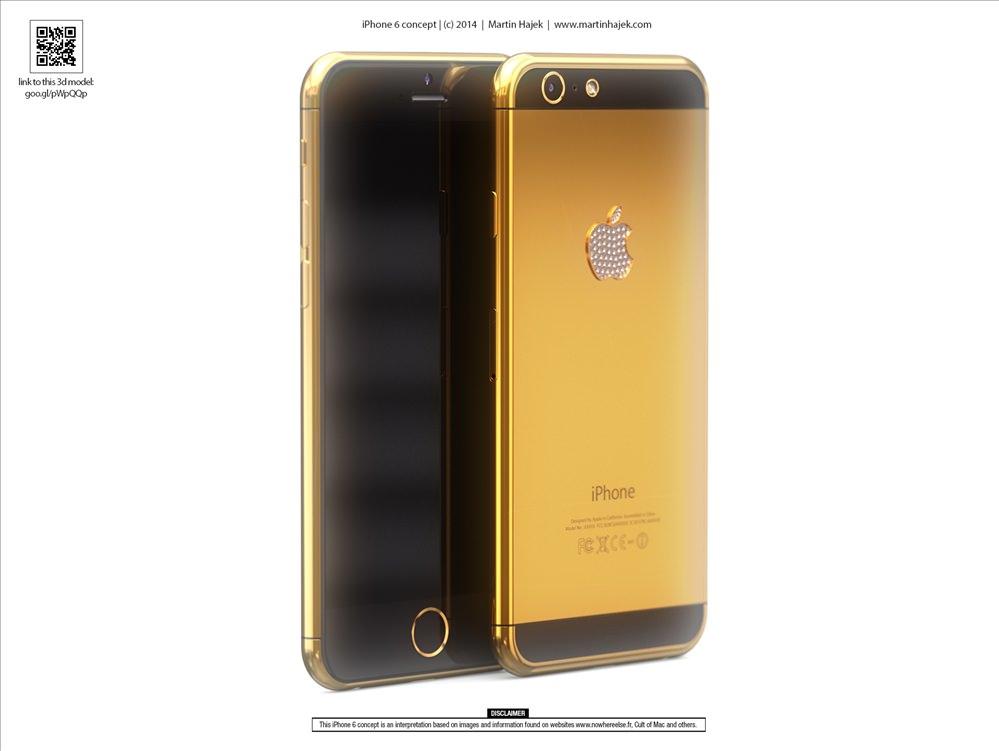 L�ks iPhone 6 b�yle g�z�kebilir
